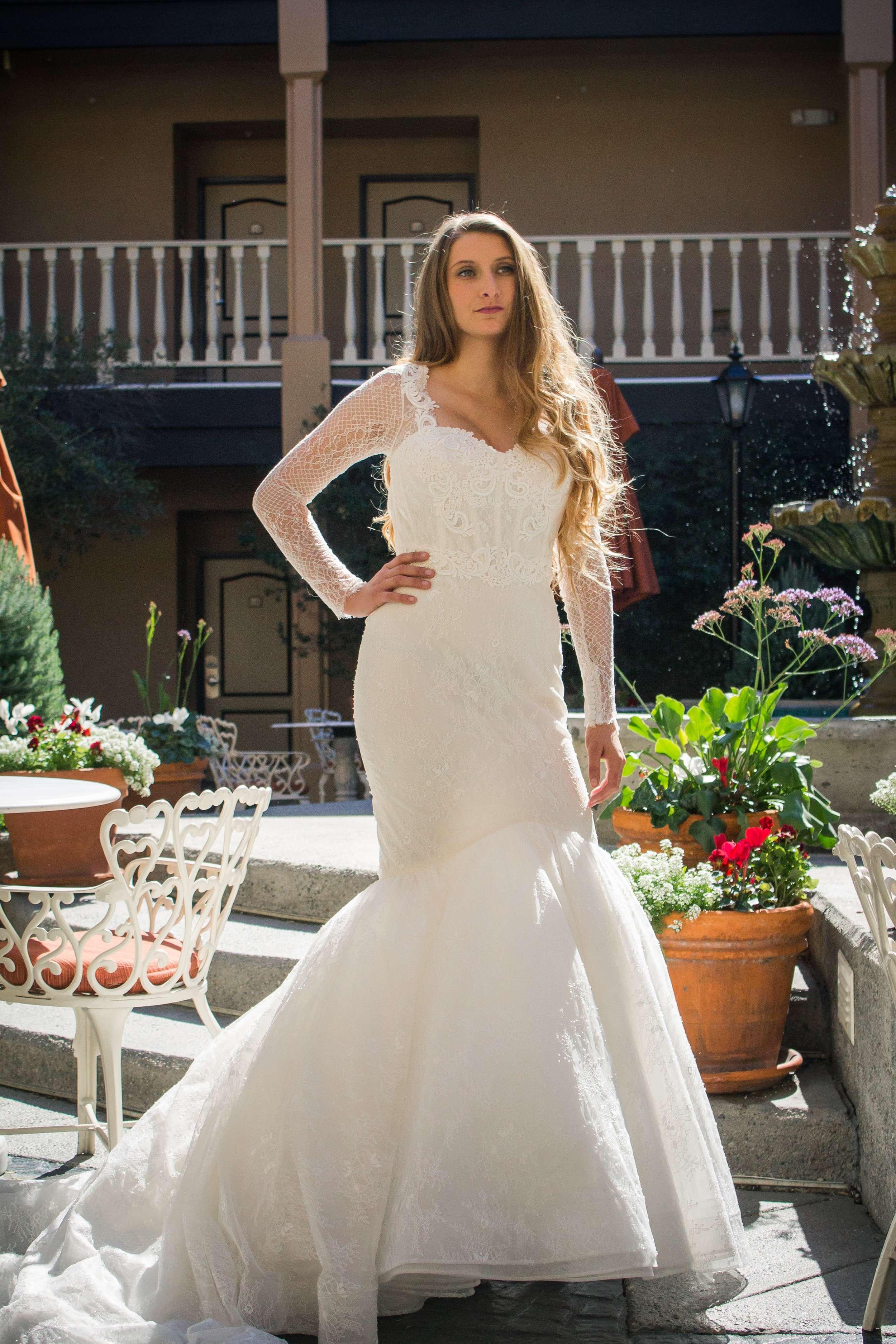 Dress: JLM