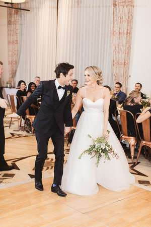 Ali Fedotowsky and Kevin Manno wedding