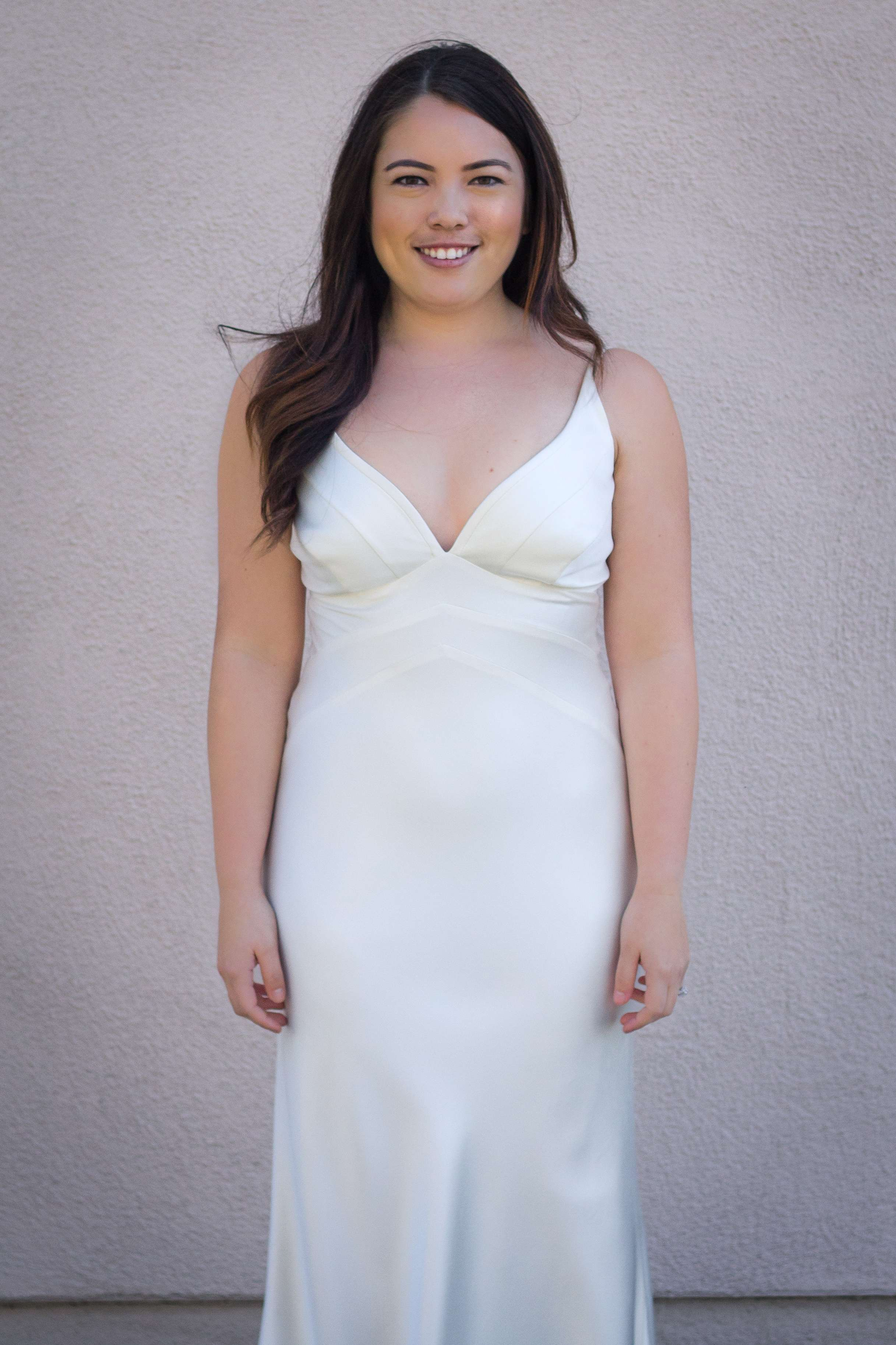 Dress: Suzanne Neville