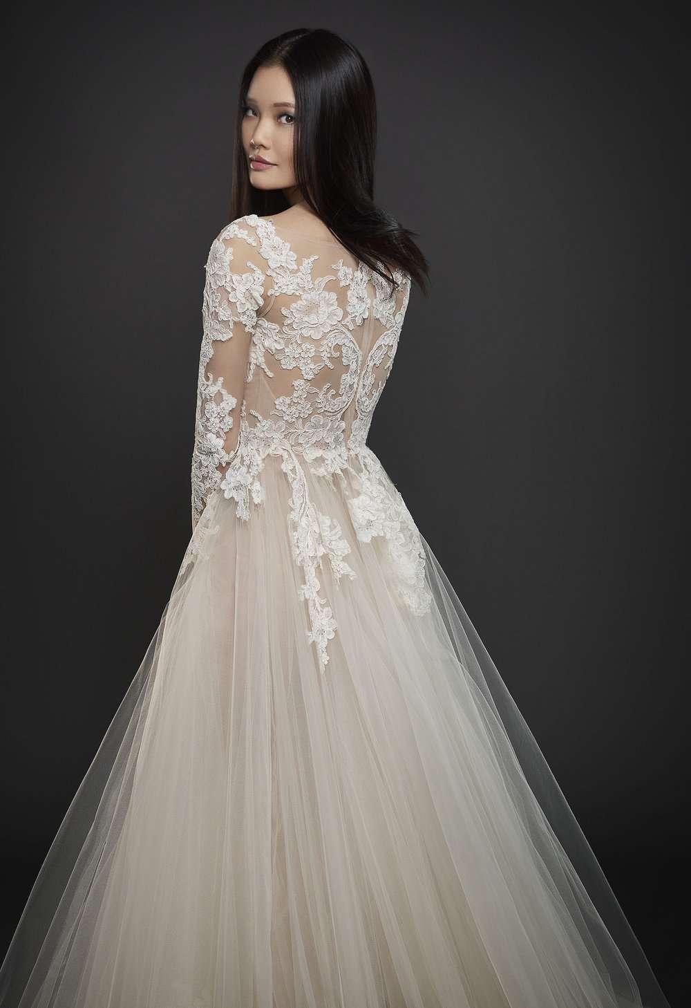 Lazaro 3762 Mon Amie Bridal Salon